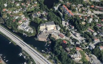 Varsel om oppstart av reguleringsarbeid for Hopsfossen, Wernersholmvegen 31 m.fl. i Bergen kommune.